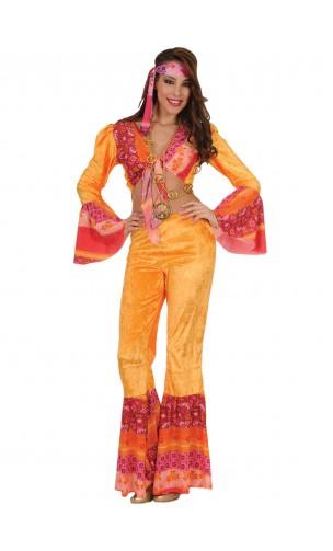 Costume Hippie Femme 3