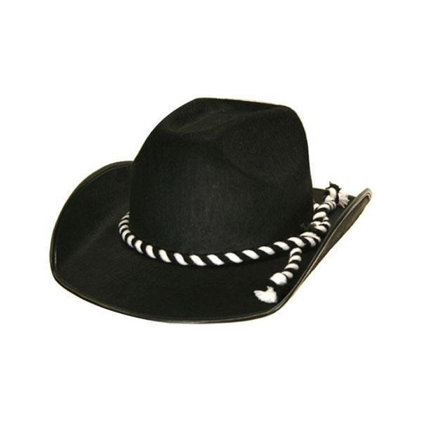 Chapeau Cowboy Noir 2