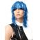 Perruque Lamée Bleu