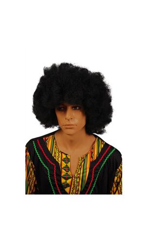 Perruque Big Afro