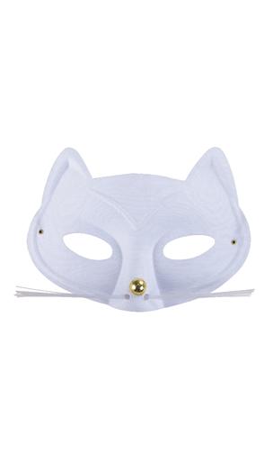 Loup Blanc Chat