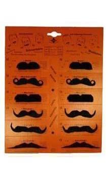 12 Moustaches