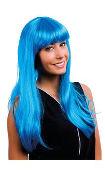 Perruque Lola Turquoise