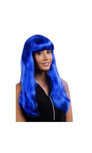 Perruque Lola Bleu