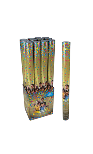 Canon à Confettis 60 cm
