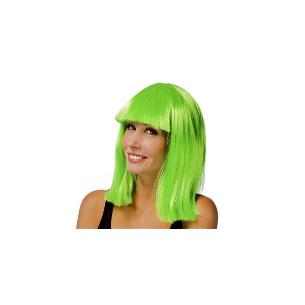 Perruque Star Vert
