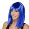 Perruque Star Bleu