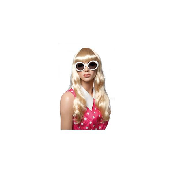 Perruque Samantha Blonde