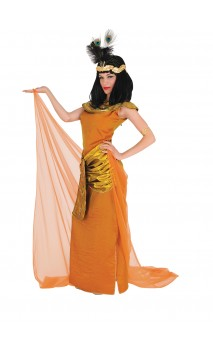 Costume Cléopatre Orange