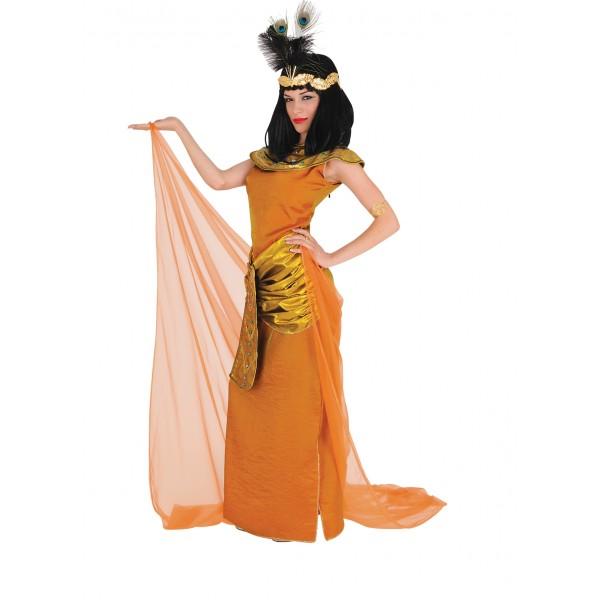 Costume Cléopatre Orange