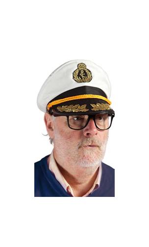 Casquette Capitaine Marin