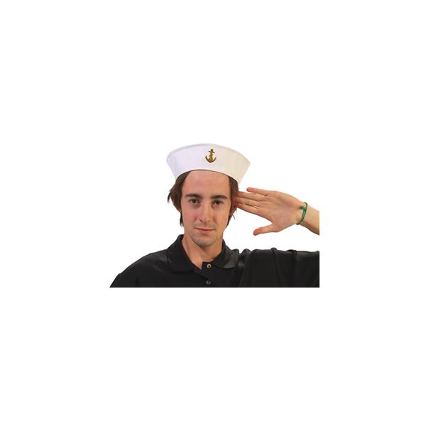 Coiffe Marin Blanc