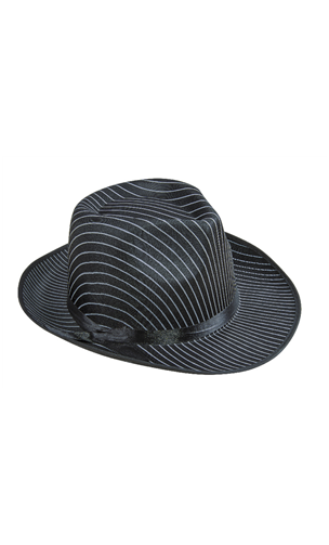 Chapeau Borsalino Noir Luxe