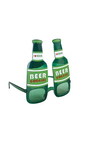 Lunettes Bière Vert