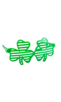 Lunettes Trèfle Vert