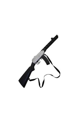 Fusil avec bandoulière