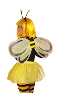 Ailes d'abeille + Serre-tête