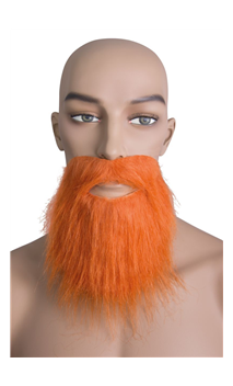 Barbe Viking Roux