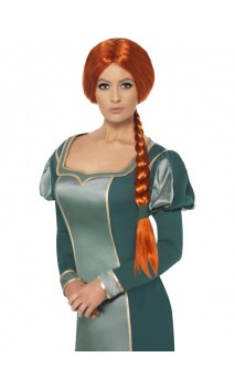 Perruque Princesse Fiona