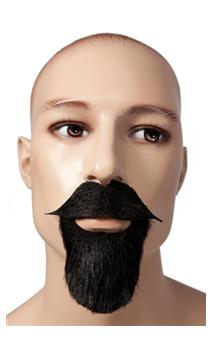 Moustache Mousquetaire