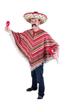 Poncho Méxicain